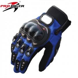 Combo Winter Mask / Gloves - Blue