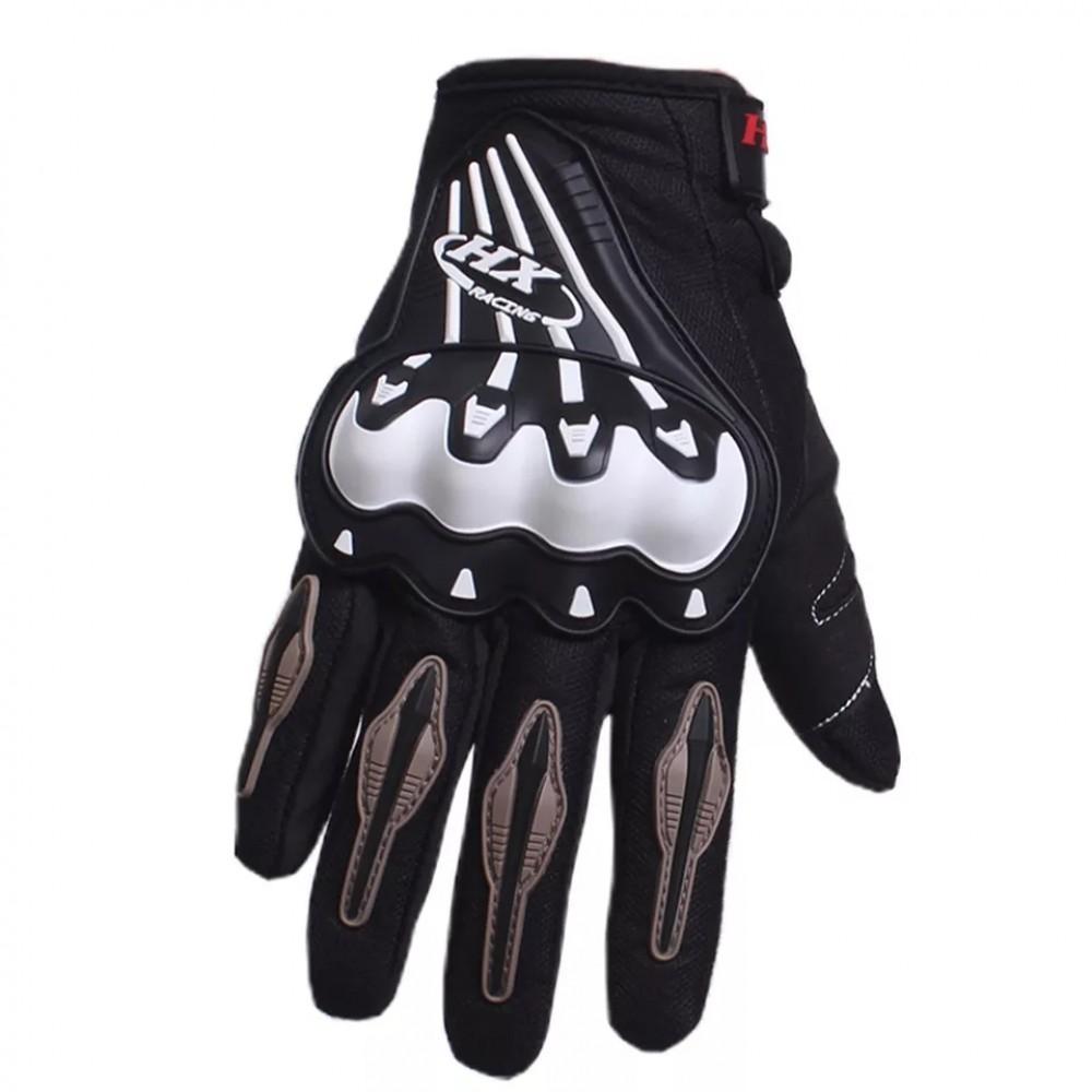 HX Racing Gloves MCS-18 Black