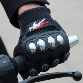 PRO Biker Gloves MCS-29 BLACK
