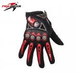 PRO Biker Gloves MCS-23 BLACK