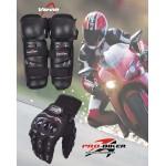 Gloves & Elbow Knee Pad